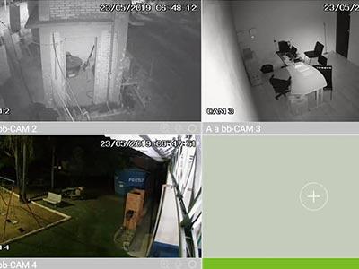 Instalação, manutenção e configuração de sistemas de monitoramento